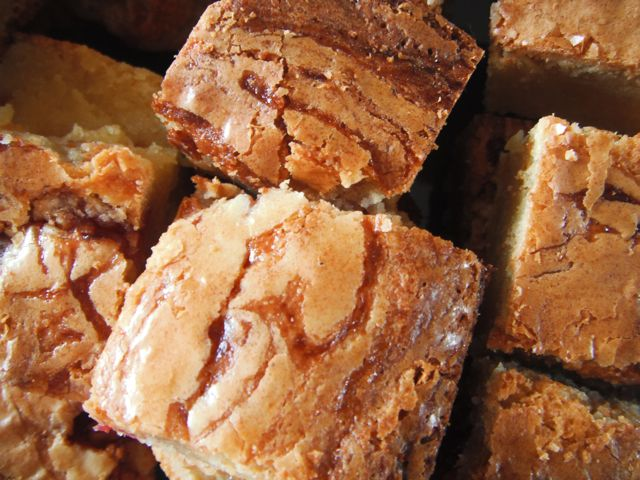 Bring back the bliss: Strawberry Blonde Brownie