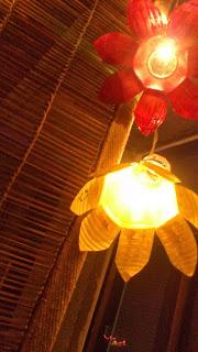 http://agoodstuff.blogspot.in/2013/11/plastic-flower-lights-for-festive_13.html