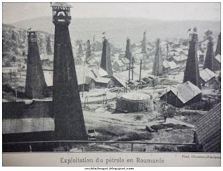 Industria petroliera a Romaniei