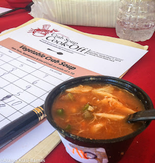 Ballot and crab soup entry 3_Pescetarian Journal