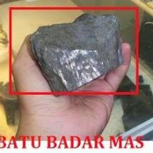 Batu Badar Mas Ditawarkan Dengan Harga 250 Juta
