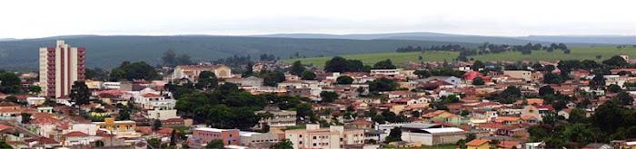 Visão Geral do Centro Urbano de Itararé