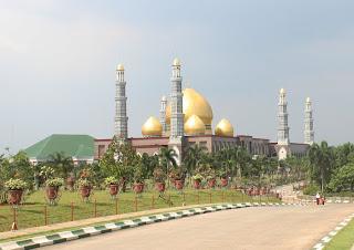 Masjid Dian Al-Mahri, Depok