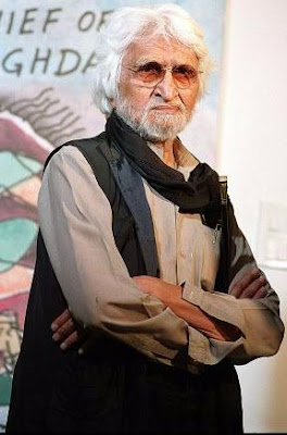 Painter MF Hussain Dead in London