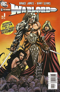 Comics Warlord vol 3 Descargar