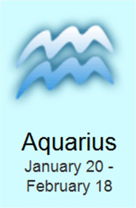 Trend Tattoo Styles Aquarius Tattoos January 20 February 18