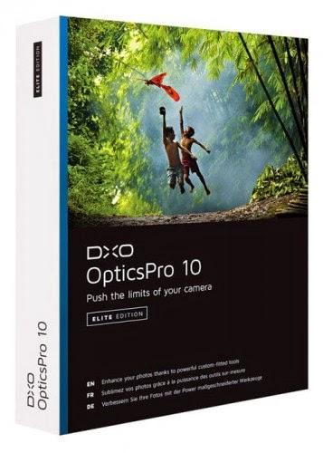 Dxo Optics Pro
