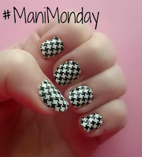 Sally Hansen mani Monday