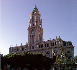 Camara Municipal do Porto CMP city hall photo by Joao Pires Portugal Europe