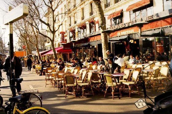 Caf paris com mousse f cil de chocolate michelli fuzari for Michellis menu