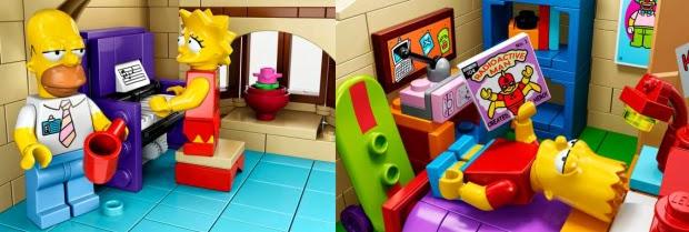Pocket Hobby - www.pockethobby.com - #PlayForHobby - Lego Simpsons e muito mais