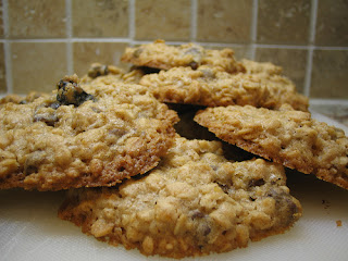 Yummy Oatmeal Cookies