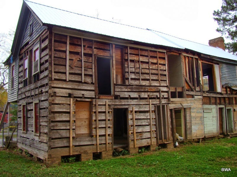 History Of The Vann Cabin