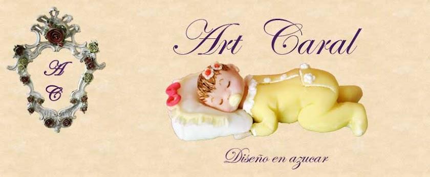 ART CARAL DISEÑO EN AZUCAR