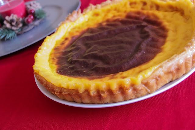 portuguese custard tart