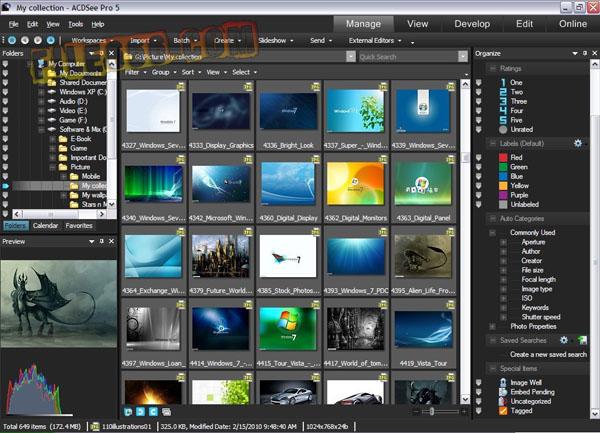 ACDSee Pro 8. + x64 + Rus - СкачатьВ теме: Unity 3D Pro 4.5.5 + crac