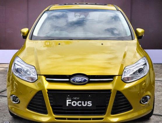 Ford Focus 2014 Best Medium Car