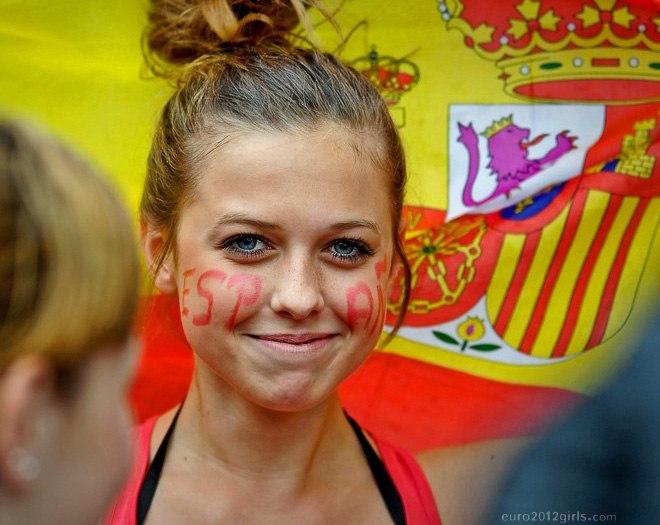 девушки испании фото