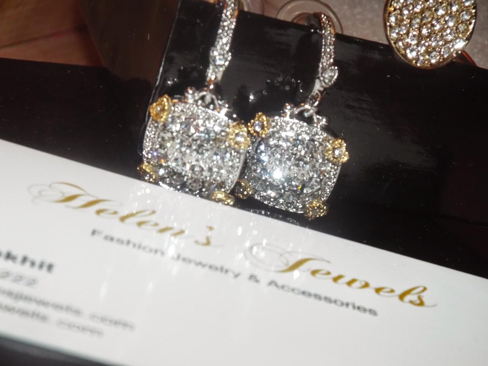 Helen's Jewel's Earrings