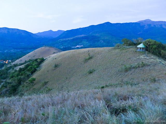 Hills in Coron, Palawan