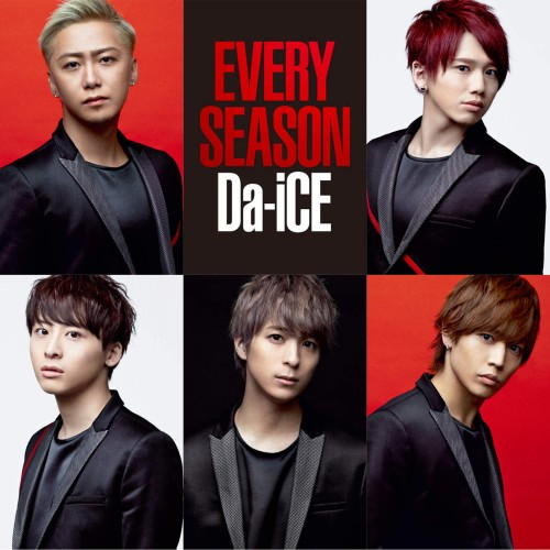 [Album] Da-iCE – EVERY SEASON (2015.01.06/MP3/RAR)