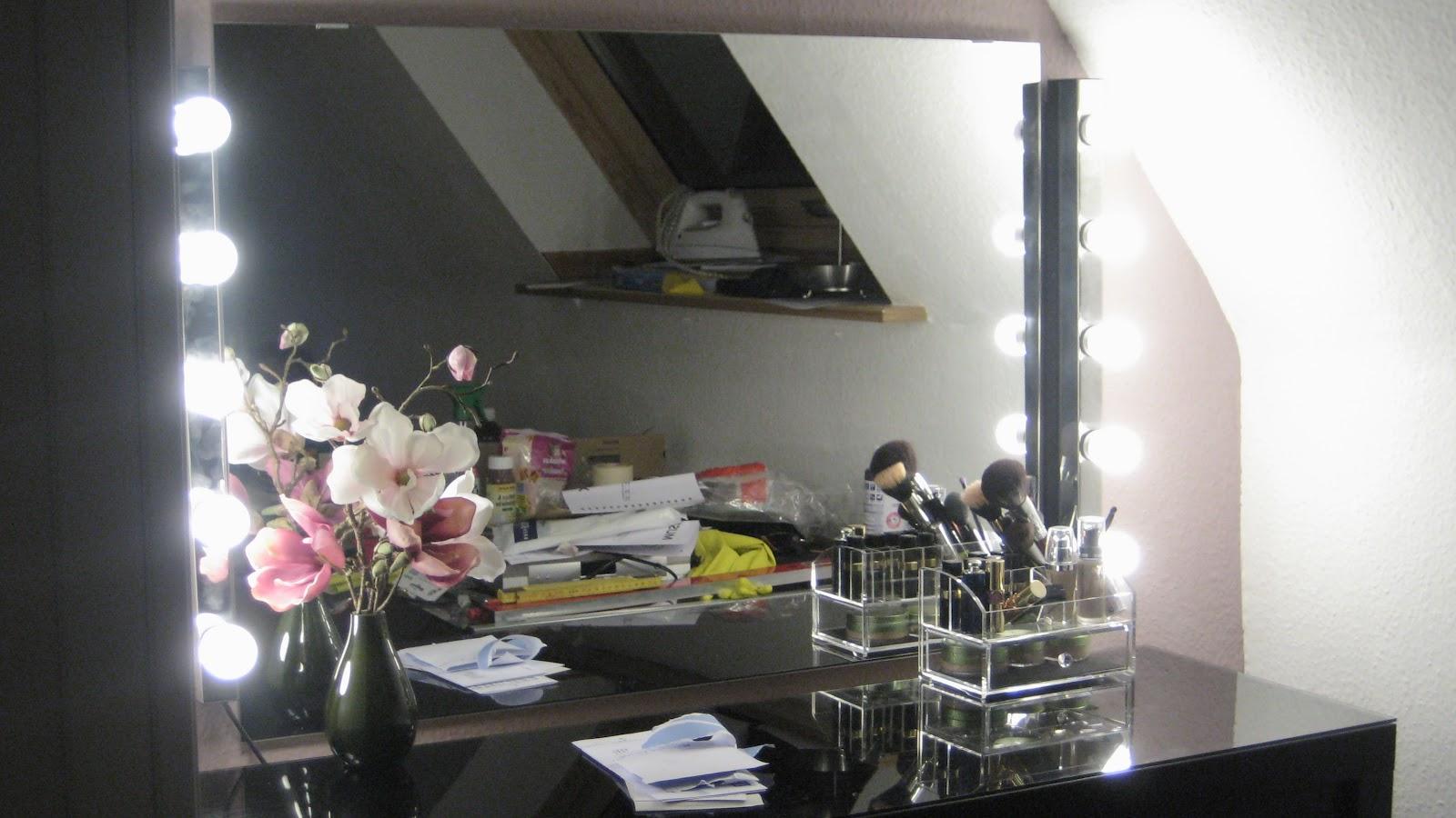 perfect vanity schminktisch upgrade. Black Bedroom Furniture Sets. Home Design Ideas