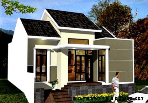 model rumah minimalis terbaru satu lantai | design rumah