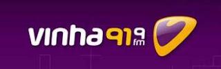 ouvir a Rádio Vinha FM 91,9 ao vivo goiania