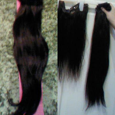Lush Hair Extensions Length 43