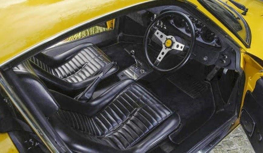 Ferrari Dino 246 GT Sir Elton John