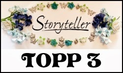 Topp 3 hos Storyteller