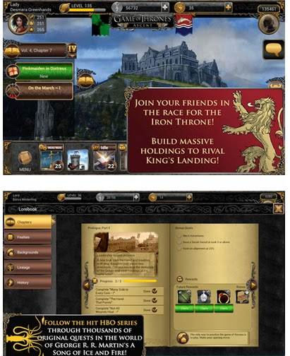 GAME OF THRONES ASCENT APK