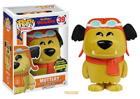 Funko Pop! Mutley Flocked