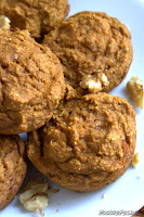 http://foodiefelisha.blogspot.com/2013/09/protein-pumpkin-muffins.html