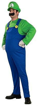 luigi outfit for men