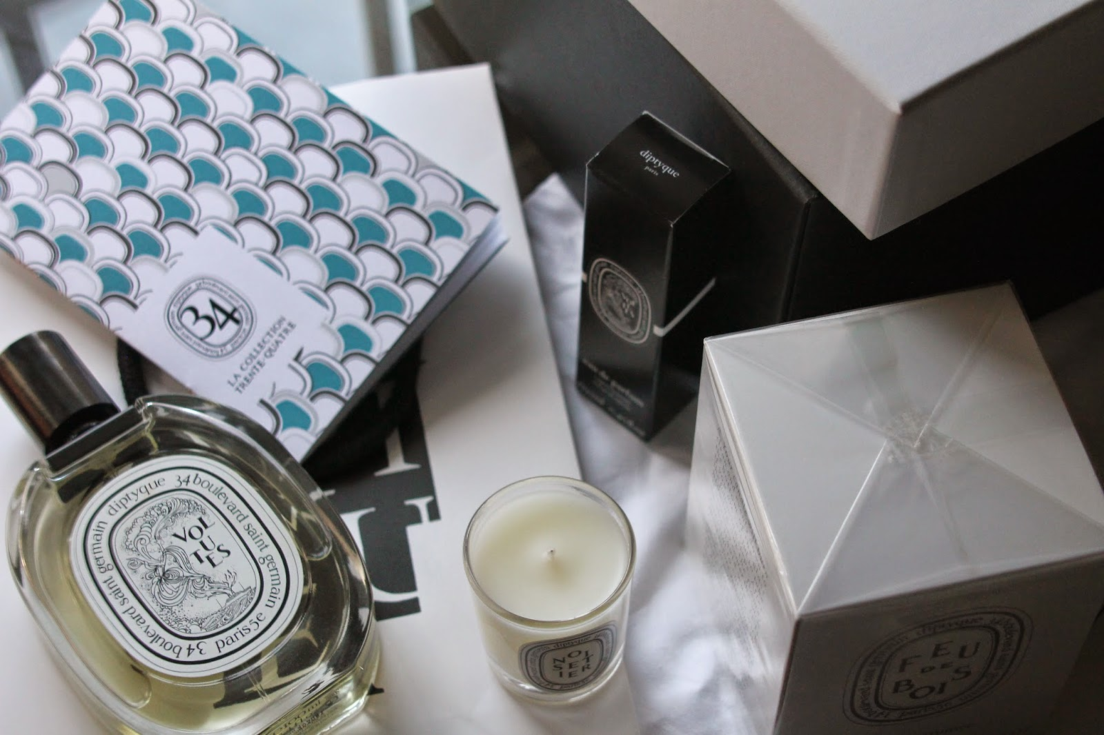 DIPTYQUE LA COLLECTION 34