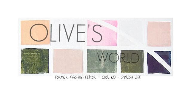 OLIVE'S WORLD