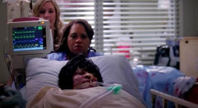 Grey's Anatomy S09E10. Things We Said Today