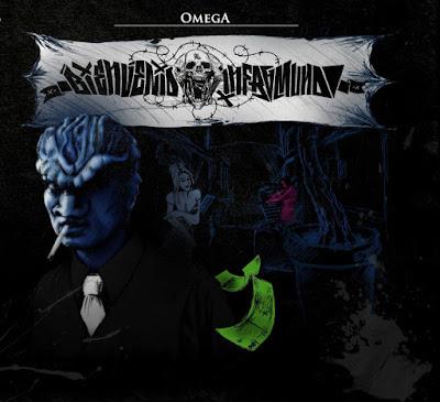 Omega El Ctm - Bienvenido Al Inframundo 2012 (Chile)