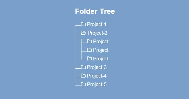 Folder Tree