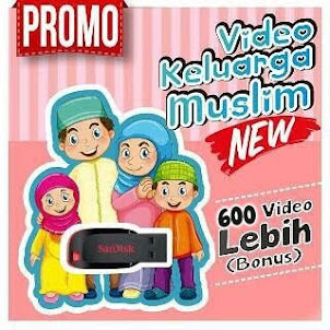 FLASHDISK ANAK MUSLIM 16GB