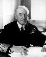 WW2 Battle of Atlantic - Admiral of the Fleet Sir Dudley Pound