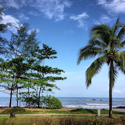 Khao Lak beach 13th July 2013