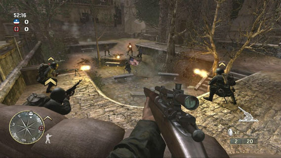 call of duty 3 free download full version