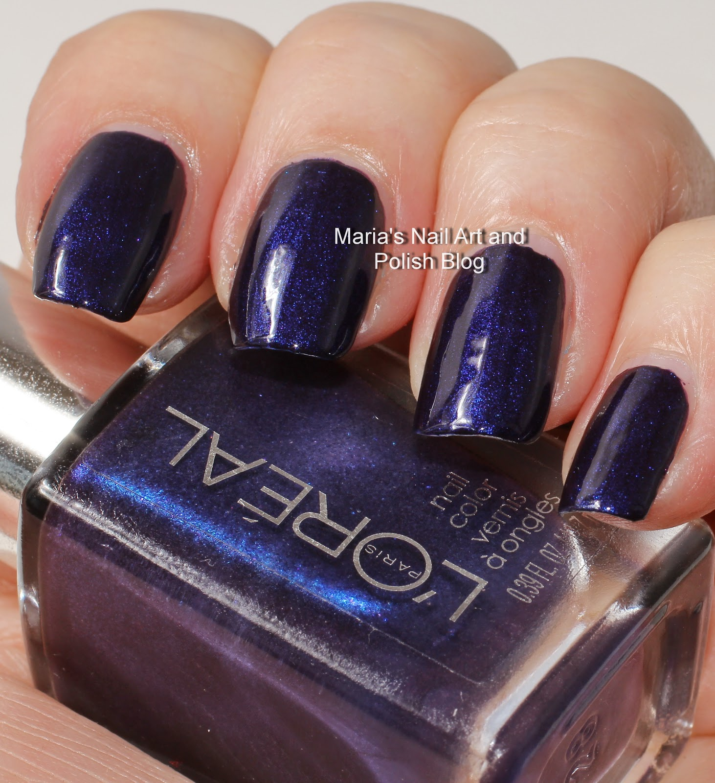 Loreal Nail Polish Swatches: Marias Nail Art And Polish Blog: L'Oreal The Mystic's
