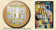 Runner Up - Book of the Year 2018 - What's Left Unsaid by Deborah Stone