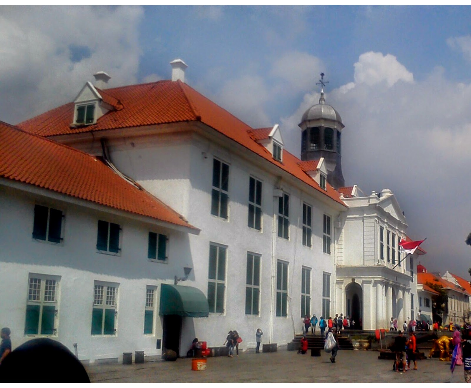 Explore Jakarta Back to Classic in Kota Tua the Old Town