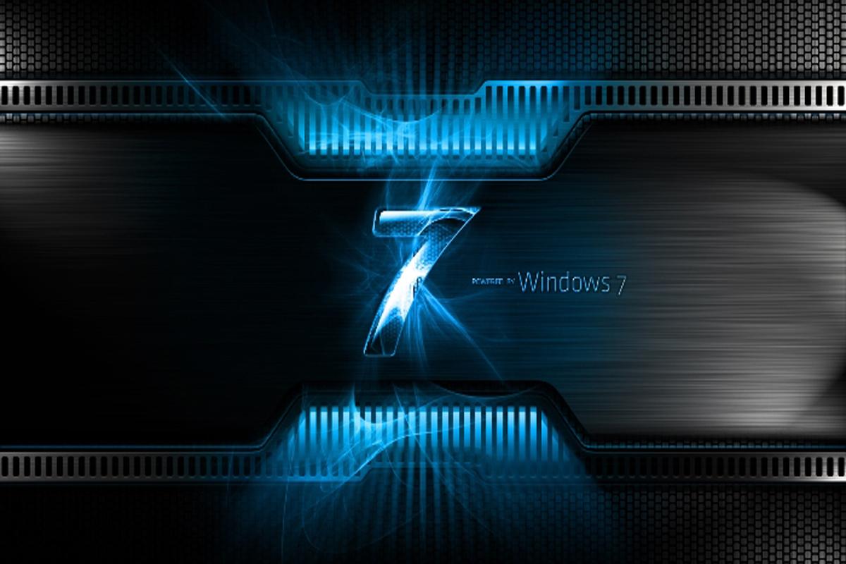 3D Windows 7 #4195575, 1920x1200 | All For Desktop