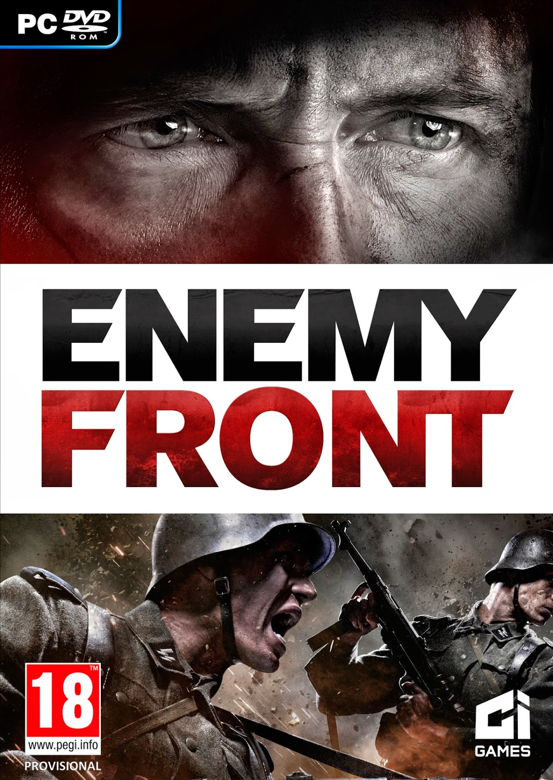 Enemy Front 2014