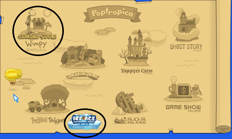 When Will There Be A New Island On Poptropica